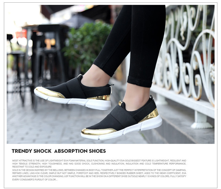 34480582654 2018 Summer Women sneakers Shoes Female Platform Shoes Slip On Women Flat  Tenis Feminino Casual Shoes Ladies Flats Women