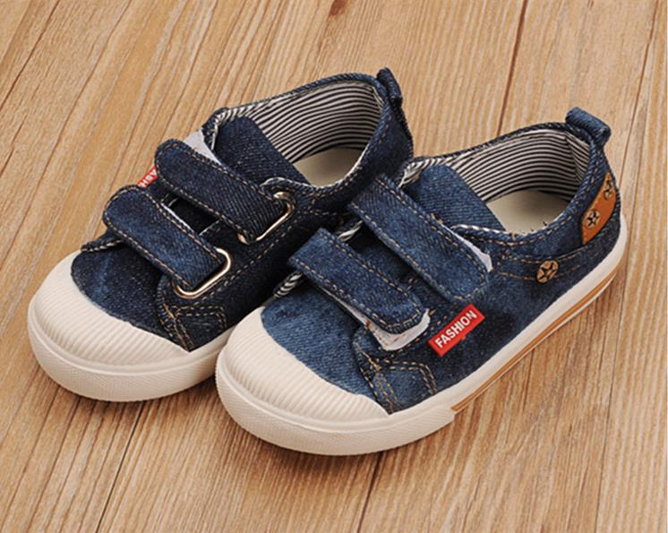 c95c4eba HaoChengJiaDe Children Sneakers Boots Kids Canvas Shoes Girls Boys Casual  Shoes Mother Best Choice Baby Shoe Canvas Special Sale