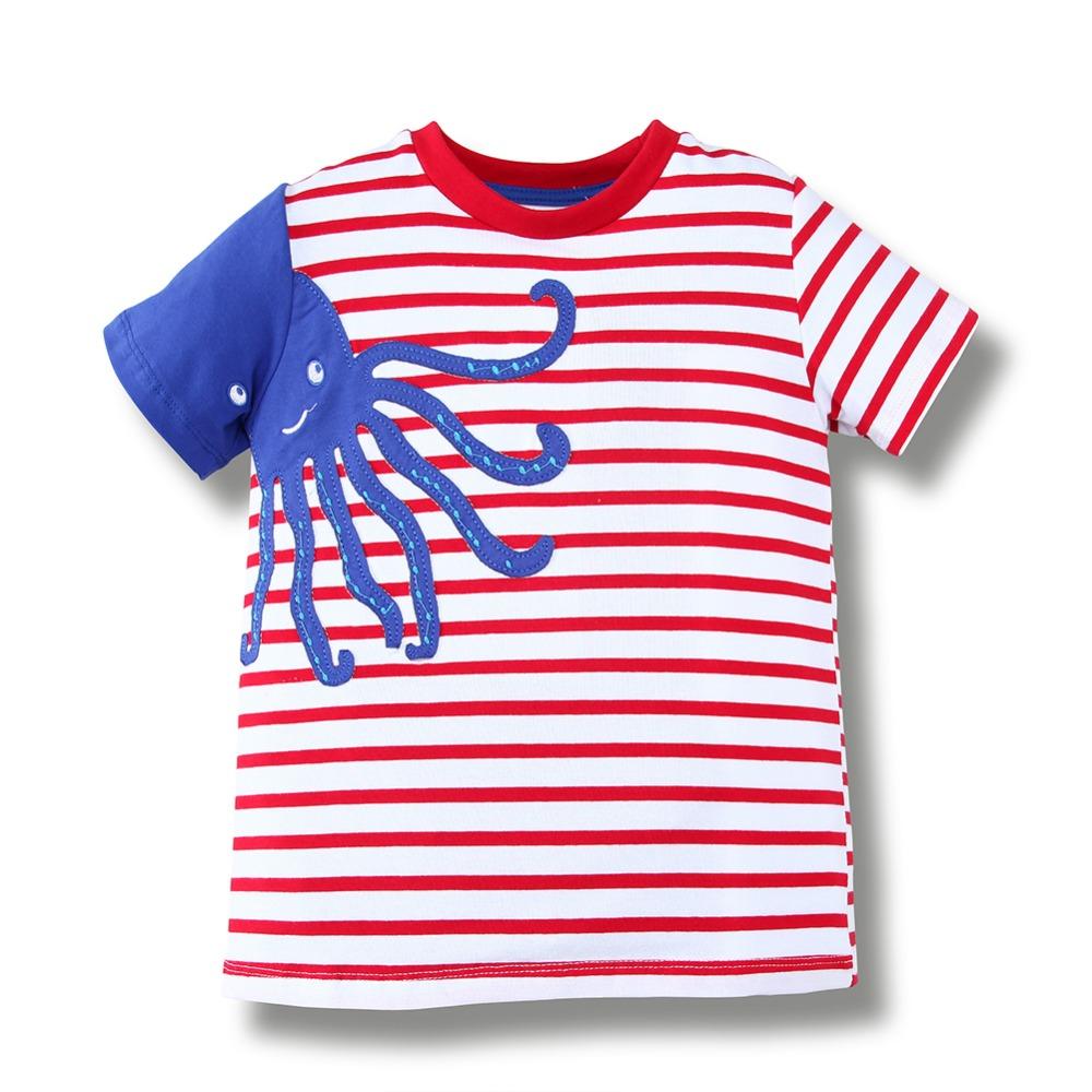3856b8049b7f5 ... 2018 Brand Baby Boys Summer Tops Tee Shirts Fille Animal Print Kids T-shirts  Boy Clothing. Text. Text. Text. Text. Text. Text