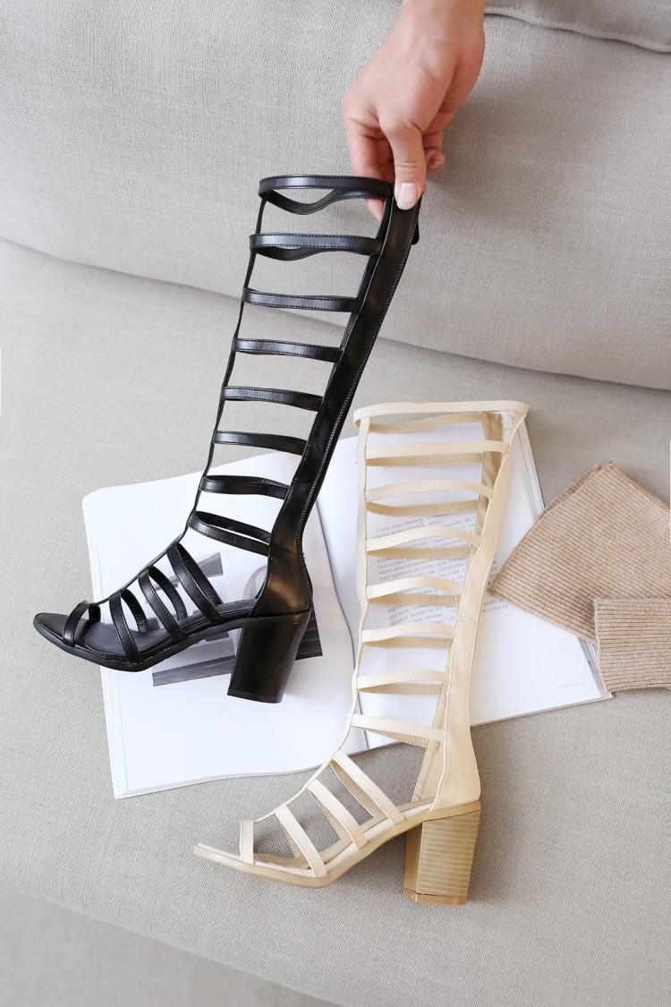 2be5bc8428e Mareya Trade - ZawsThia 2018 sexy woman summer shoes rome style ...