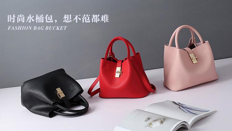 Famous Brand Fashion Candy Women Messenger Designer Handbags Women Handbags  Ladies Leather Handbag Female Bag High Quality Spec. Text. Text dc95887898c9c