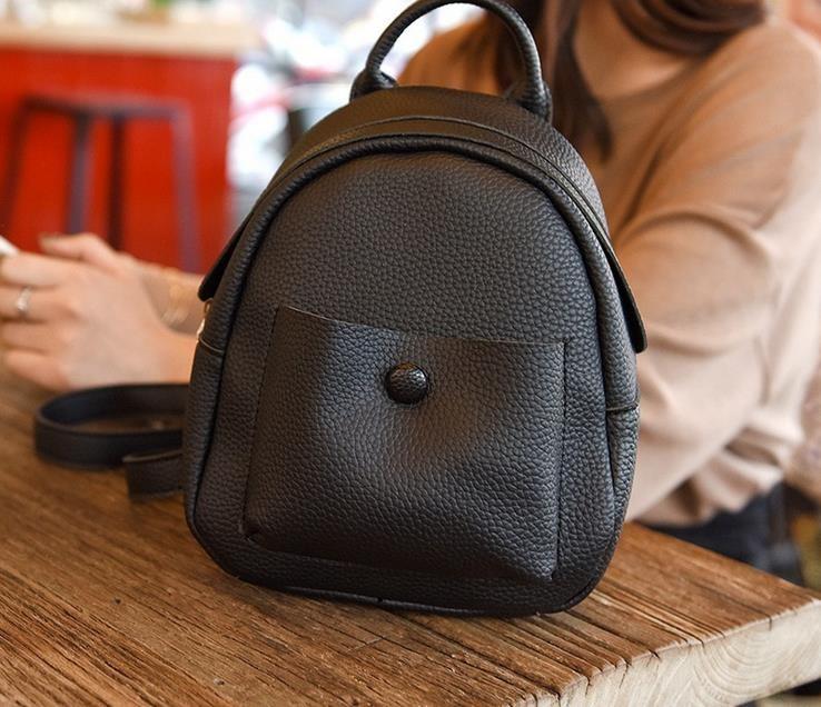 fa7d95d0a99e2 ماريا تريد - حقيبة جلد نسائية شكل مختلف مميز صغيرة