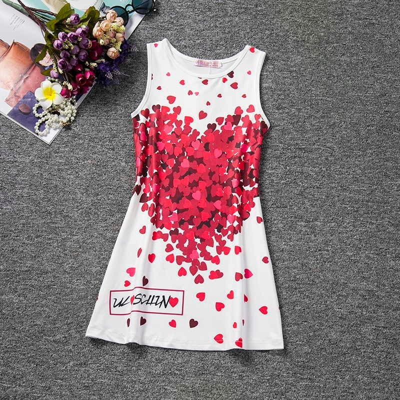 0f4ad36f12b47 Mareya Trade - Kids Party Dresses For Girl Summer Brand Baby Girl ...