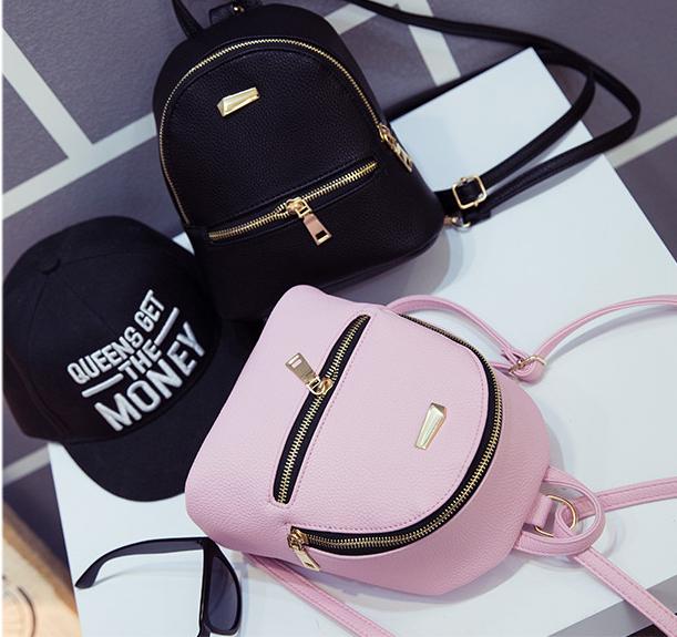 9758e68a2948 Mareya Trade - Fashion Women Backpack PU Leather Women Backpack ...