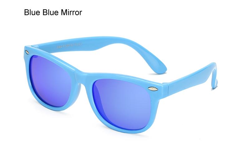 0da53f383d Ralferty Kids Boys TR90 Unbreakable Polarized Sunglasses Children Girls  Safety Polaroid UV400 Mirror Sun Glasses Sport oculos. Text. Text. Text.  Text. Text